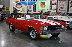 1971 Chevrolet Chevelle Convertible, SOLD!