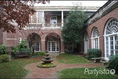 Plan your next event or party at the All Souls Church, 1500 Harvard Street NW, Washington, DC 20009