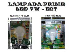 lampada prime led 7w
