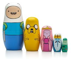 Poupées russes #AdventureTime