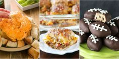 Starting to plan your Super Bowl menu? These mouth-watering options can help kickstart your ideas.