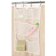 Quick Dry Hanging Bath Organizer with 6 Pockets, Hang on ... https://www.amazon.com/dp/B06W51PF8M/ref=cm_sw_r_pi_dp_x_1i3izbAD0WPEB