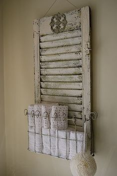 another use for shutters