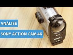 Sony Action Cam FDR-x1000v – Análise - YouTube