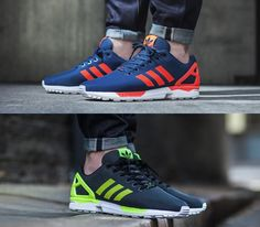 "adidas Originals ZX Flux ""Base Pack"" (August 2014)"