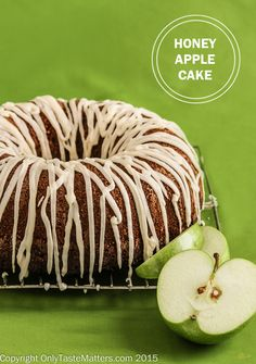 make rosh hashanah honey cake