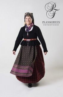 Bunad - Plankebyen - Fotostudio1 Ol, Norway, Costumes, Vintage, Style, Fashion, Swag, Moda, Dress Up Clothes