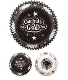 Graduation Cupcake Cups