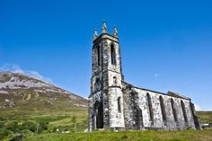 Dunlewy Church and Mount Errigal, Co. Donegal.jpg
