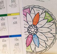 Mejores 11 imágenes de Math for Kids: Multiplication en Pinterest ...
