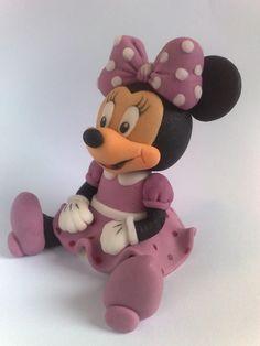 Figurice za torte (Fondant design Ana): MINI I MIKI MAUS (Minnie Mouse)