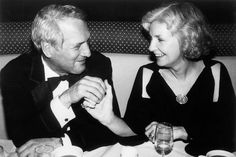 Paul Newman & Joanne Woodward © Corbis / Getty Images