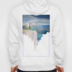 Owl+City+-+Ocean+Eyes+Hoody+by+Mongo+Designs+-+$38.00