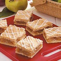 Glazed Apple Pie Bar...