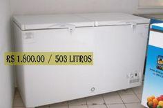 Freezer Horizontal 503 Litros