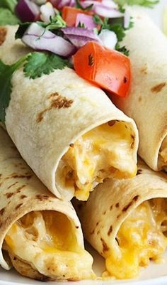 Slow Cooker Cream Cheese Chicken Taquitos - Creme De La Crumb Slow Cooker Cream Cheese Chicken Taquitos - Creme De La Crumb Original art...