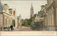 Prachtige foto van Lemmer rond 1900