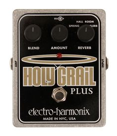 Electro Harmonix Holy Grail Plus Reverb Pedal