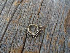 Septum Ring,Fake Septum,Non Piercing Septum,Faux Septum Ring,Oxidized Septum,Septum,Indian Septum Ring,Tribal Septum,Medusa Piercing,Jewelry by TheEthnicJewels on Etsy