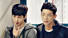 sassy go go - Lee Won Geun & Ji Soo provides the proper amount of bromance a series need.