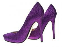 WOW! An amazing new weight loss product sponsored by Pinterest! It worked for me and I didnt even change my diet! Here is where I got it from cutsix.com - Purple glitter shoes
