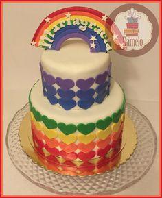 #cumpleaños, #arcoiris