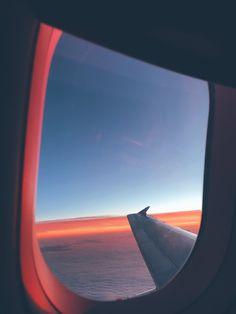 ❁ // Plane Window View, Airplane Window, Airplane View, Travel Aesthetic, Aesthetic Photo, Airplane Photography, Travel Photography, Travel Pictures, Travel Photos