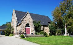 St George's Anglican Church (1856), Lowville, Milton, Ontario