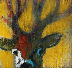 Roots by Susan Easton Burns   dk Gallery   Marietta, GA   SOLD
