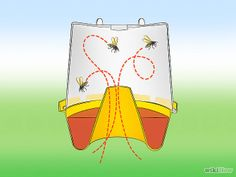 1000 images about wasp trap on pinterest yellow jackets wasp traps and wasp. Black Bedroom Furniture Sets. Home Design Ideas
