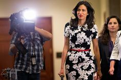 The loyal aide has spent decades at the presidential contender's side with unparalleled access. But with a powerful Republican senator raising questions about her role in the Clinton-era State Department, Abedin finds herself the latest victim of the Stop Hillary movement.