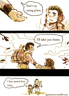 Lost Little Thorin Part Two