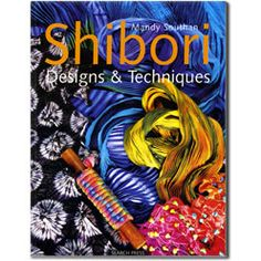 We've carried a variety of Shibori books over the years and we think this may be one of the best.