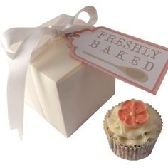 Square Individual Cupcake boxes: White: 80mm  http://www.littlecupcakeboxes.co.uk/cupcakeboxes/Square-Individual-Cupcake-boxes--White--80mm-cc21.html #cupcake-boxes