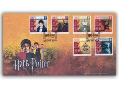 Harry Potter and the Goblet of Fire limited edition collectable. Signed by Actress Emma Thompson who played Sybill Trelawney.