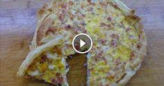 Amiche ed amici in questo filmato vi verrà mostrato come preparare una torta salata veramente in pochissimo tempo e buonissima allo stesso tempo.Un