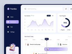 #purple #graphic #todoapp #todolist #todolist #todoapp #todolist #todo #dashboarddesign #dashboardapp #dashboardui #dashboard #websitedesign #webdesign #webdesign #website #web #animatedgif #animation #animated Dashboard Ui, Dashboard Design, App Ui Design, Mobile App Design, User Interface Design, Page Design, To Do App, Minimal Web Design, Ads Creative