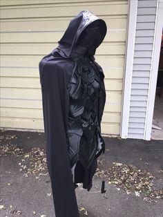 Skyrim Nightingale Armor, Raincoat, Fashion, Rain Jacket, Moda, Fashion Styles, Fasion