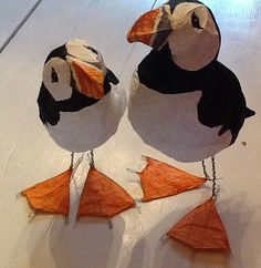 puffin joanna coupland paper and wire sculpture comp.JPG (573×588)