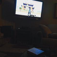 On instagram by tiffany7_2001  #segagenesis #microhobbit (o)  http://ift.tt/1OFbe37  Dusted off the Sega Genesis tonight...Amazingly it still works!!! #OldSchool #SegaGenesis #qualityfamilytime #FloridaVisitors #MortalKombat