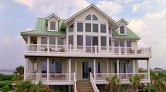 Quinn and Clay's Beach House (Seasons 7 to 9) | Address: 650 New River Inlet Rd., North Topsail Beach, NC 28460