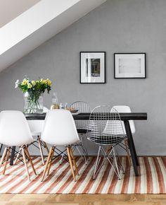 Stunning Attic Apartment In Stockholm | Dust Jacket | Bloglovin'