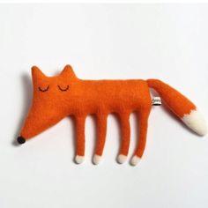 Cute Fox Pillow!
