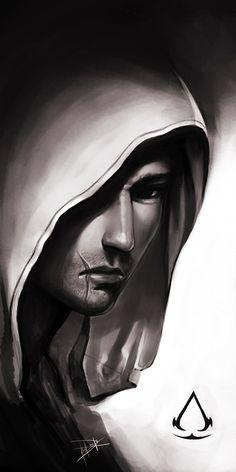 Gallus or Ehren ---- Ezio by Ninjatic.deviantart.com