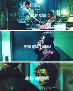 """If I did have a tumor, I'd name it Marla."""