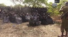 MAY 2014 - BOKO HARAM IN NIGERIA --- A May 2014 image taken from video by Nigeria's Boko Haram terrorist network, showing the missing schoolgirls abducted from the northeastern town of Chibok.and, the world DOESN'T care. Human Rights Watch, Name Of Girls, Kidnapped Girl, Bring Back Our Girls, Boko Haram, Creation Site, New President, Por Tv, Insurgent