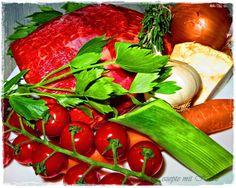 Rezepte mit Herz   ♥: Fleischpaste