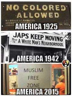 """official-arnie-nutts: """" america-wakiewakie: """" White Supremacy is American as apple pie. """" We need to change. """""""