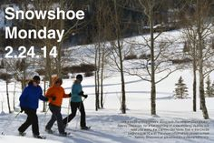 Join friends and neighbors along with Recreation Coordinator, Aubrey Dreessen, for a fun morning of snowshoeing. Aubrey will lead you along the Camino Del Norte Trail in the Divide beginning at 10 a.m. For more information, please e-mail Aubrey Dreessen at adreessen@cordillerametro.org. | Cordillera, Colorado www.cordilleraliving.com