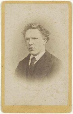 Vincent van Gogh aged nineteen, 1873